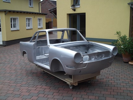 BMW 700 Restauration
